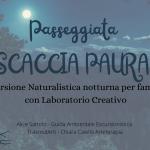 PASSEGGIATA SCACCIA PAURA!